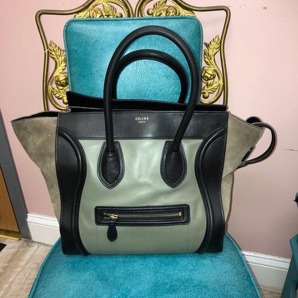 Celine Handbags - Celine Luggage Tote